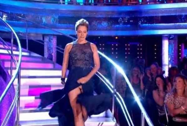 Strictly Come Dancing: Fans go wild as Darcey Bussell ...