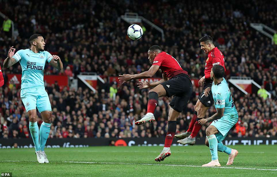 Sanchez's late goal may serve to ease the pressure on manager Jose Mourinho following his side's recent bad form