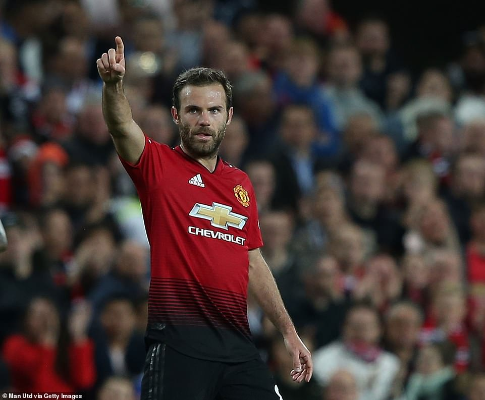 Mata's superb goal proved to be the catalyst as United managed to get back into the dramatic Premier Leage encounter