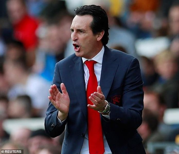 Unai Emery insists Arsenal 'can get even better' after winning their ninth successive game