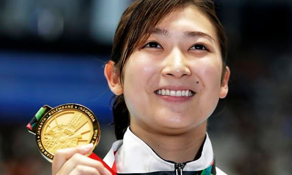 6th gold gives Ikee a record 8th medal at Asian Games ...