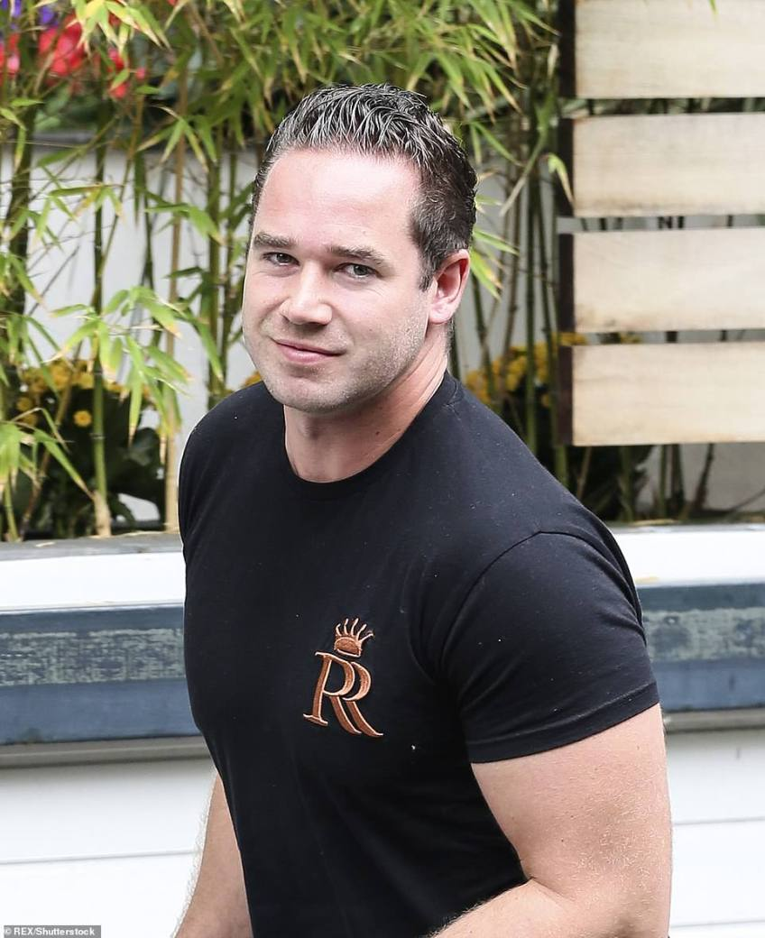 Tough time: In June, it was revealed that Princess and Junior were living with the couple, as Katie dealt with her split from Kieran Hayler