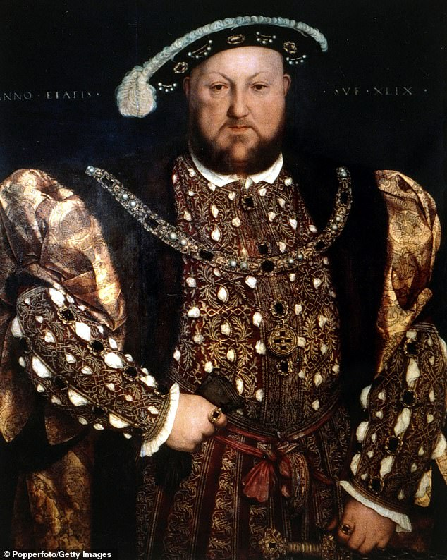 Henry VIII famously had gout, hence the condition being known as the 'disease of kings'