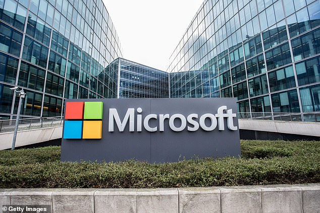 Microsoft said that the error has affected only a small number of users - but