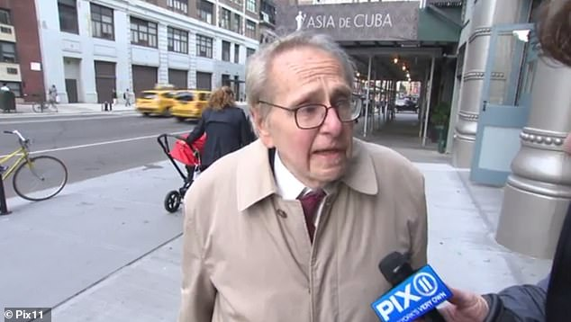 Dr Anthony Pietropinto, (pictured), a psychiatrist who operated out of an office on Manhattan's Fifth Avenue, allegedly prescribed thousands of oxycodone pills that led to at least one overdose death