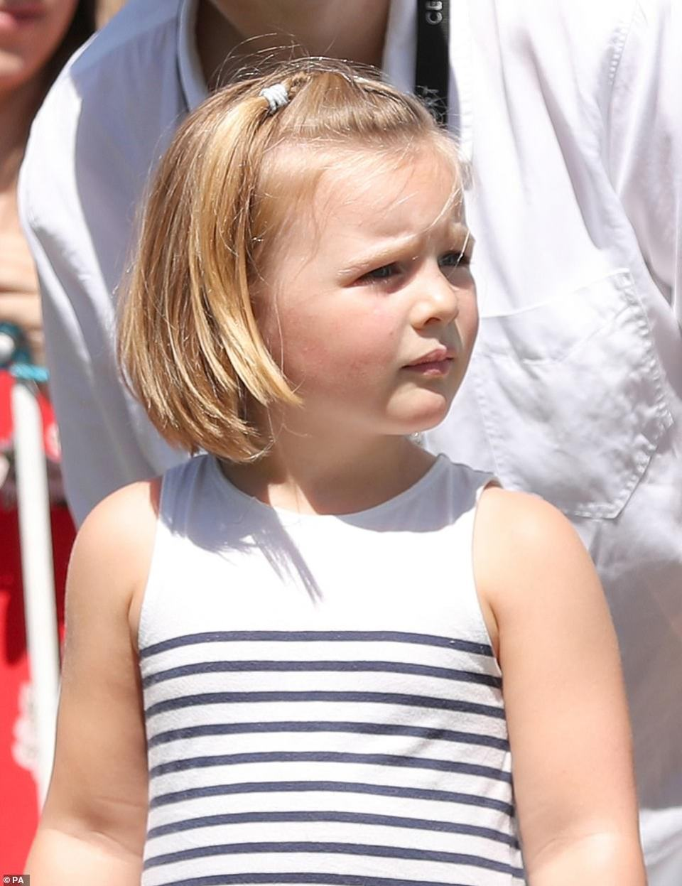 Mia Tindall is the eldest daughter of Zara and Mike Tindall and is a firm favourite among royal fans