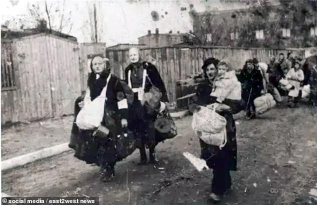 The deportation was prepared since at least from October 1943 and 19,000 officers as well as 100,000 NKVD soldiers from all over the USSR participated in this operation