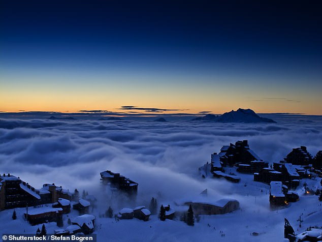 Peaks of perfection: Avoriaz offers breathtaking panoramas of the Alps