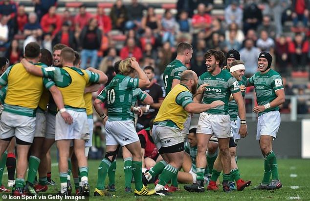 Newcastle kick-started their Heineken Champions Cup campaign with an incredible victory