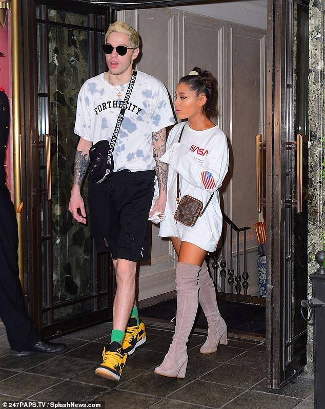 Ariana grande datiert vorbei
