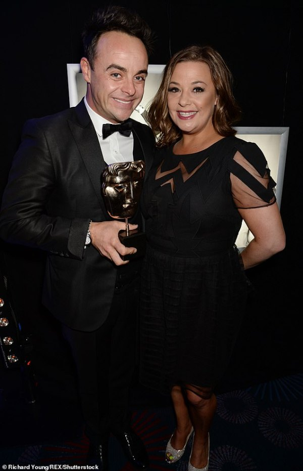 Ant McPartlin and estranged wife Lisa Armstrong due to be ...