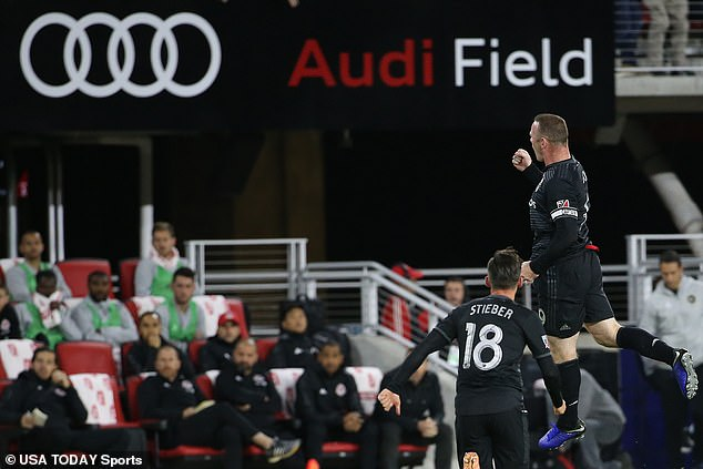 The Manchester United legend has now scored 10 goals since arriving in Major League Soccer