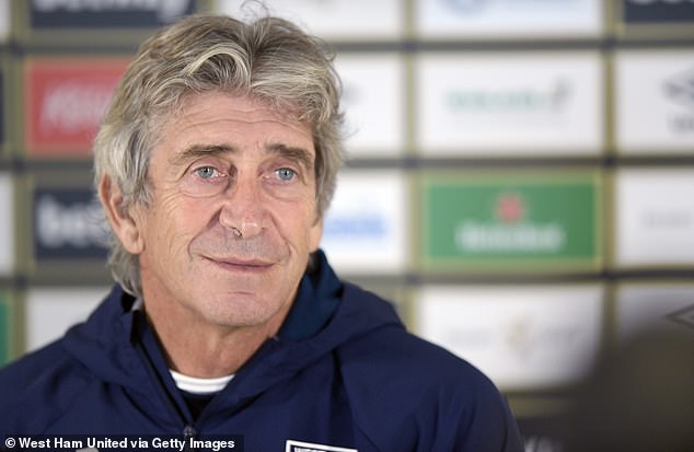 West Ham boss Manuel Pellegrini has invited Spurs to be as physical as they like this weekend