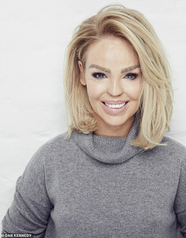 Katie Piper suffered severe burns and scars on her face after someone threw acid into her face in 2008 under the command of her ex-boyfriend. She has a successful TV personality and recently joined Strictly Come Dancing