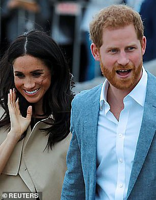 Harry and Meghan have three years of happiness
