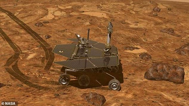 Nasas Opportunity Rover has finally been lost on Mars four months after a violent dust storm surrounding the red planet