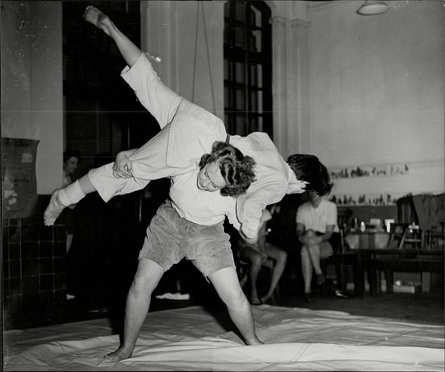Fact: 50% of Judo training does not relate to combat, but learns to fall in control