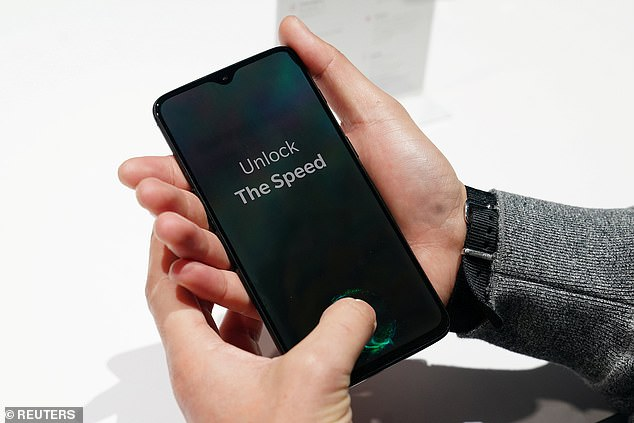 """All three models are equipped with the OnePlus Fingerprint Reader, referred to as the """"Screen Unlock"""". The function is powered by an optical fingerprint sensor"""