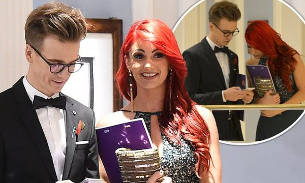 Strictly's Joe Sugg and Dianne Buswell leave Pride of ...