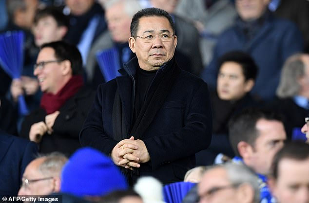 Vichai Srivaddhanaprabha, who died along with the two pilots and two of his staff members