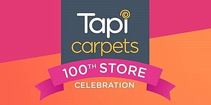 Tapi opened its 100th store this year