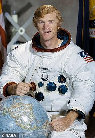 Mr. Schweickart helped to found the mission Apollo 9