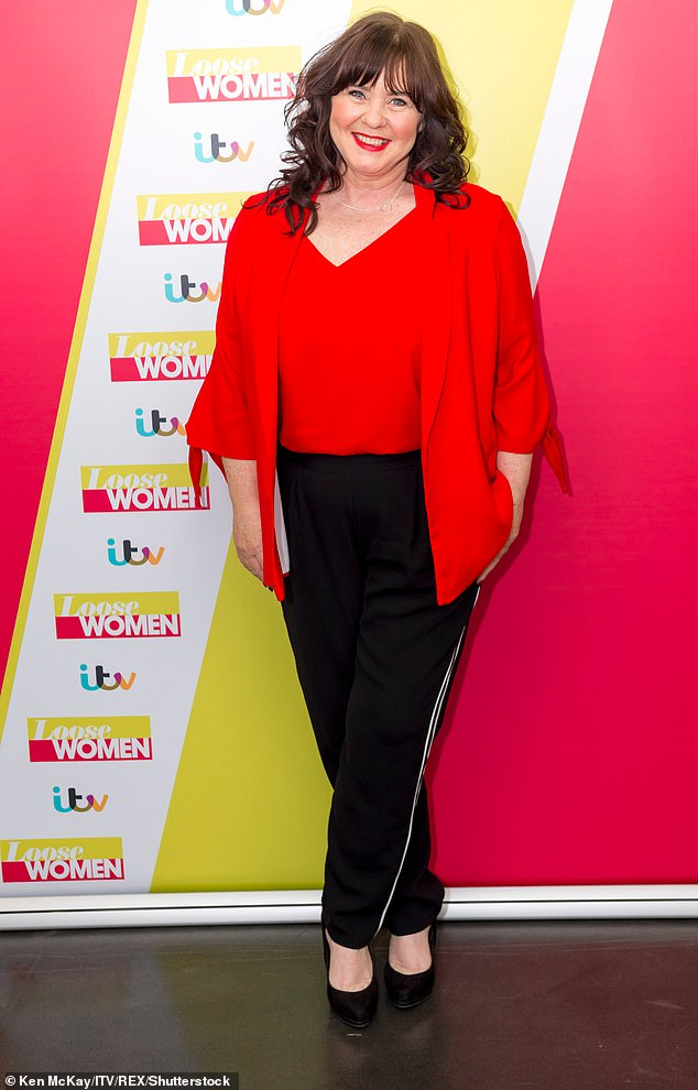 On the cards! Bookies Ladbrokes have put their bets on Coleen Nolan, 53, making her way for the jungle, in Australia