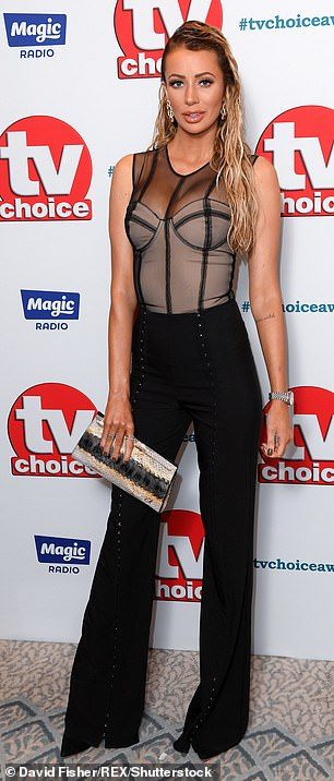 Rumors: X Factor star Fleur East and Love Island contestant Olivia Attwood are also reportedly in the running