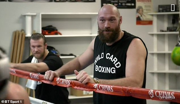 """The """"gypsy king"""" is convinced of the victory and said it was """"the fairytale ending"""" of his story"""