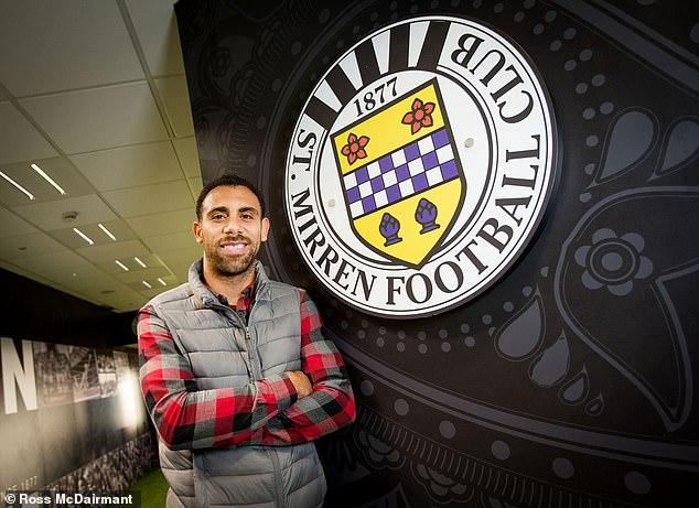 Anton Ferdinand wants to save St. Mirren from a sad start to the season
