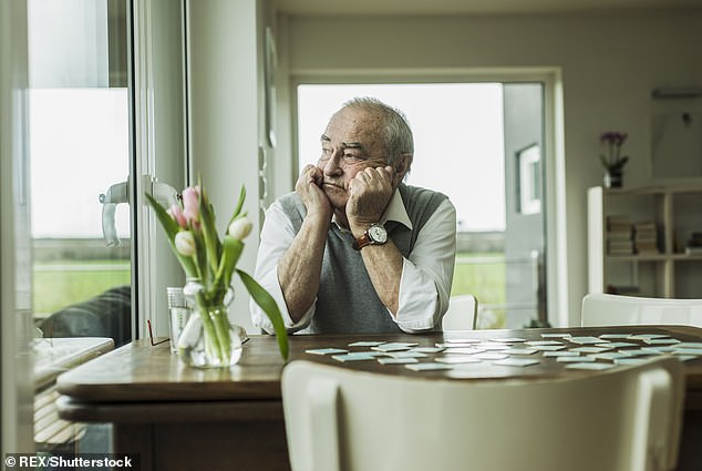 A recent American study came to mind this week, when the development of dementia was linked to the epidemic of loneliness in the elderly (image).