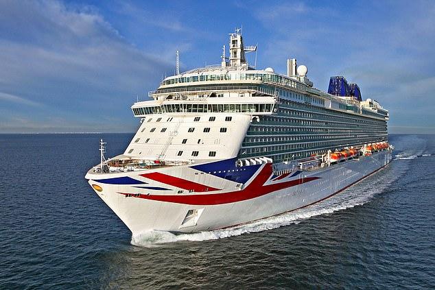 Celebrity Guests: Britannia, P & O's largest British cruise ship