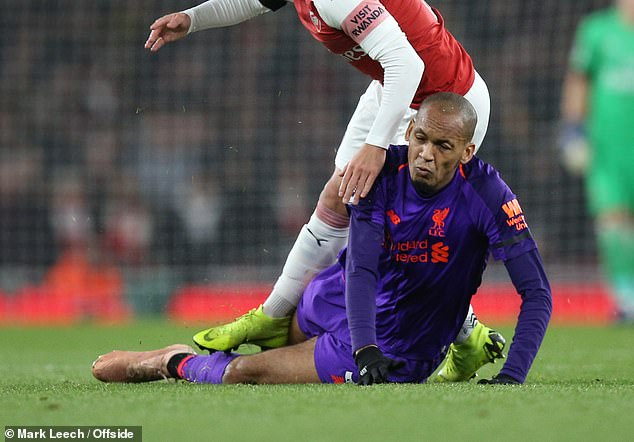Jürgen Klopp said that Fabinho needed time to adapt to English football and he showed why