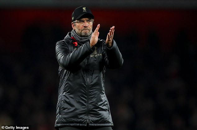 Klopp predicted that Fabinho would need six months to adapt - that looks generous now