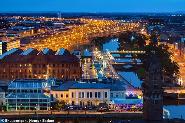 Malmö is the liveliest city in Sweden, a mix of modern architecture, beaches and the country's most renowned food culture
