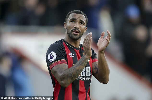 Callum Wilson continues to impress Bournemouth and must have a call from England
