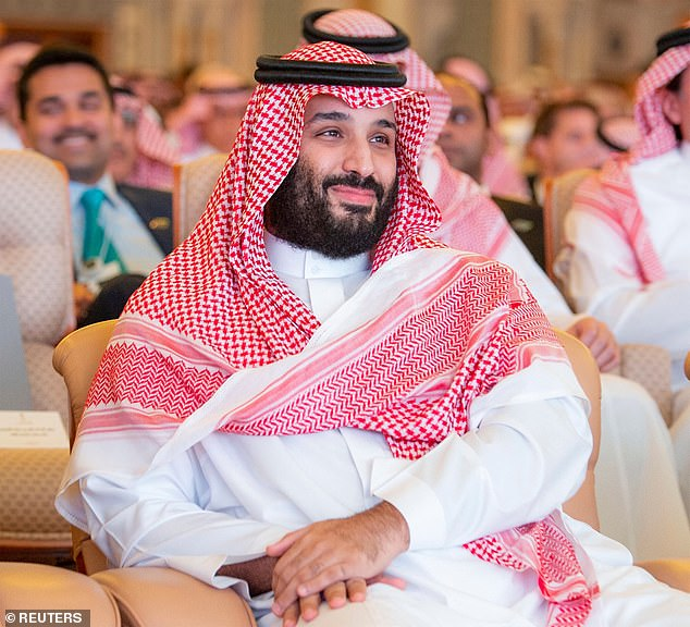 Turkey says a hit squad was sent to Istanbul to kill the Washington Post columnist who had written critically of Saudi Arabia's Crown Prince Mohammed bin Salman (pictured)