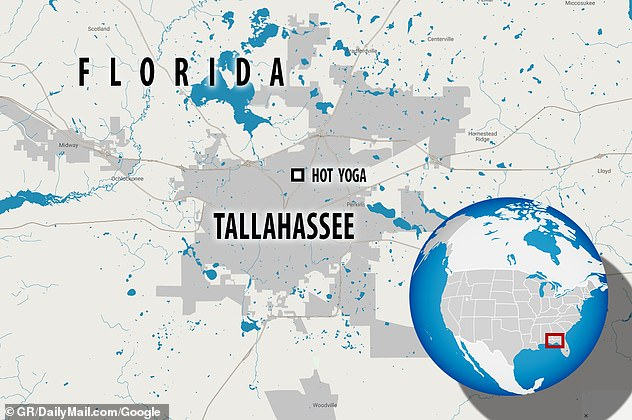 The shooting happened ata small Tallahassee shopping center on Friday afternoon