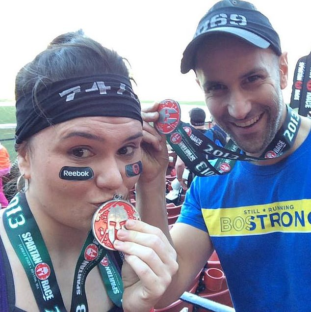 Levis wore a hoodie of the Spartan race that she and DeMarco had shared when they died. DeMarco, a former journalist, was first grateful to Somerville for treating her with dignity the week she was in a coma. Then she was angry when he learned of her negligence