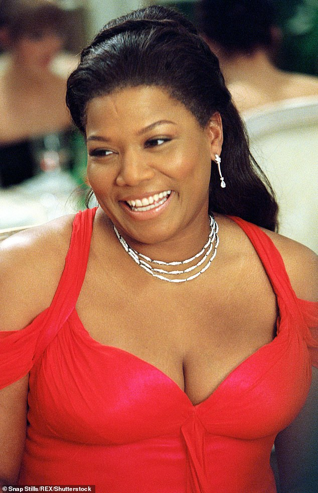 Leading lady! Queen Latifah (pictured) fronted rom-coms including y The Last Holiday years before