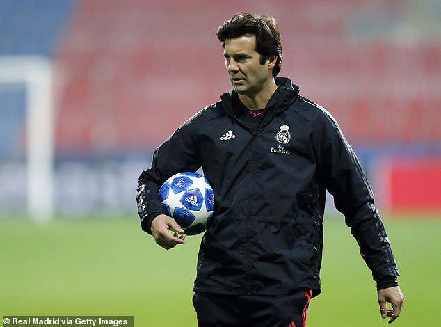 Santiago Solari claims he is uncertain how long he wants to be in temporary charge of Real Madrid