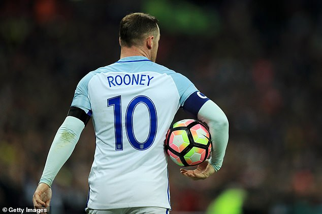 It is known that initial plans to make Rooney a central figure in the game were aborted
