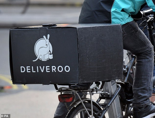 In a nutshell: Deliveroo is going great and has just added Azzurri, Pizza Express and Wagamama to its supplier list