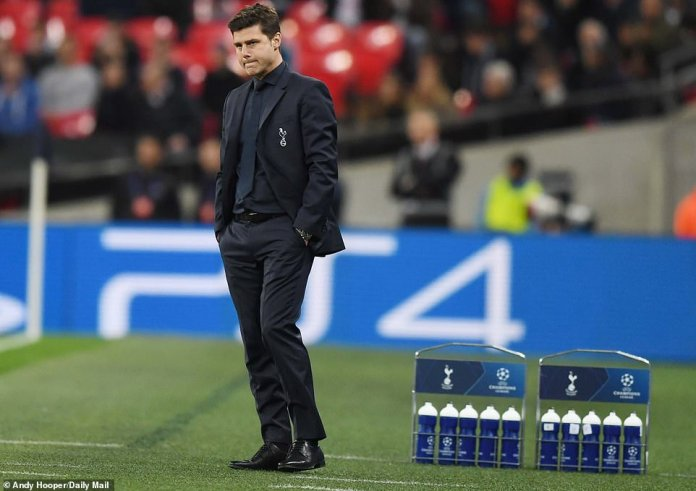 Mauricio Pochettino frustrated in his technical field before his side made a late turnaround