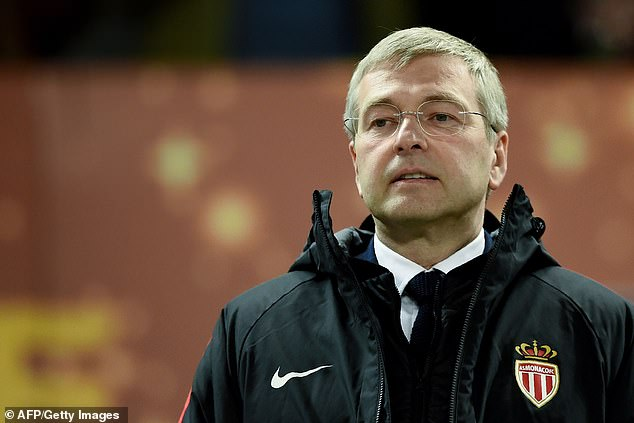 Police in Monaco arrested Monaco owner Dmitry Rybolovlev on Monday for questioning