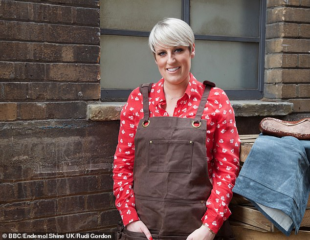 Watchdog Live host Steph McGovern (pictured) said yesterday that you would think about printing labels which have the allergy information on