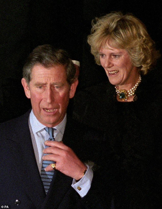 Charles and Camille Parker Bowles made their first public appearance together at the Ritz in London in 1999. Charles was 50 at the time