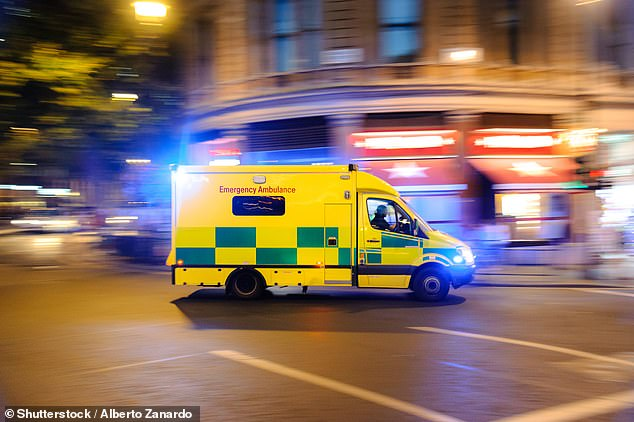 The emergency services of the NHS in England are struggling to cope with one