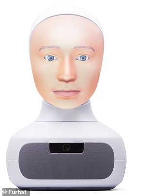 Furhat comes with a range of pre-selected expressions and gestures that can be customized by users