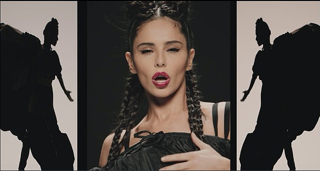 She's back! Cheryl's new single shows her return to music after a four-year break and released for the first time a teaser of her new video on Tuesday, and another one a day later